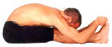 Paschimottanasana A picture